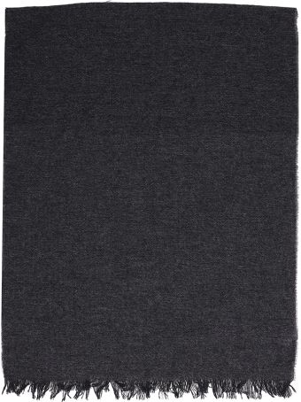 Low Brand Gray Cashmere Scarf