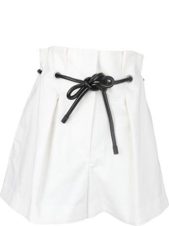 3.1 Phillip Lim Phillip Lim Origami Pleat Shorts