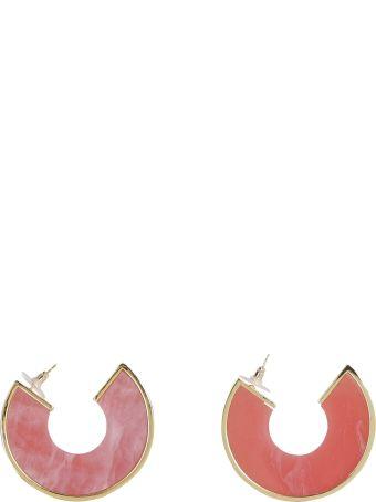 Cult Gaia Aria Hoop Earrings