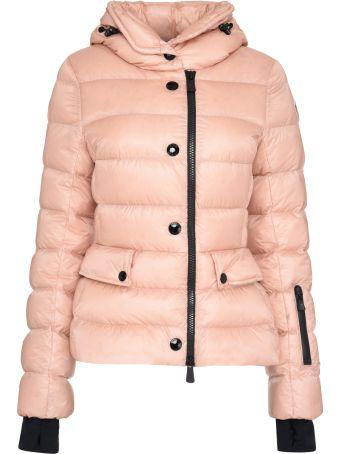 Moncler Grenoble Armonique Hooded Short Down Jacket
