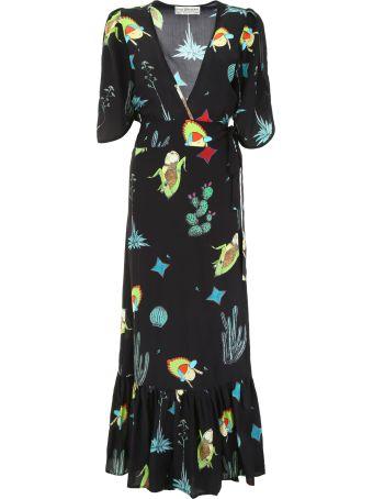 Jessie Western Printed Dress