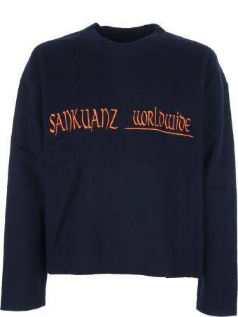 Sankuanz World Wide Sweater