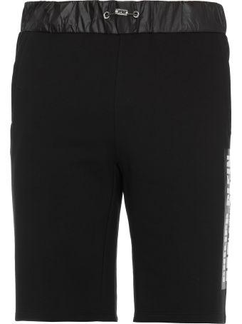 Philipp Plein Cotton Blend Shorts