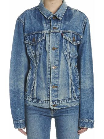 RE/DONE 'corset Jacket' Jacket
