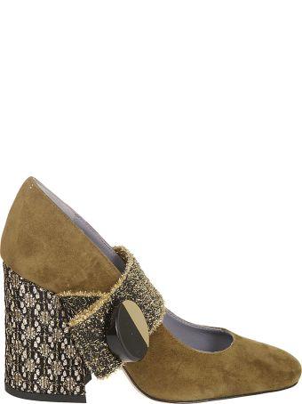 Paola D'Arcano High Heel Sandals