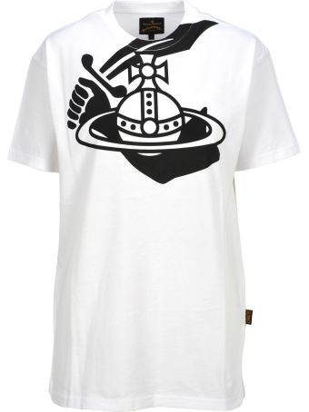 Vivienne Westwood Anglomania Anglomania Boxy Tshirt