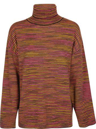 M Missoni Striped Jumper