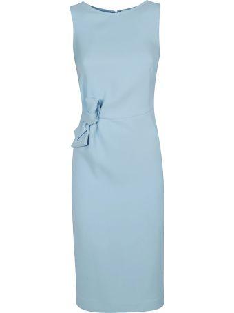 Parosh Poloxy Sleeveless Dress