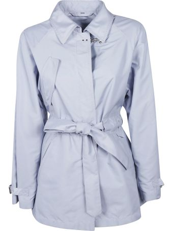 Fay Belted-tied Waist Jacket