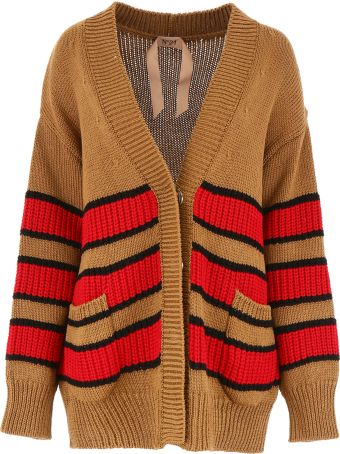 N.21 Striped Cardigan