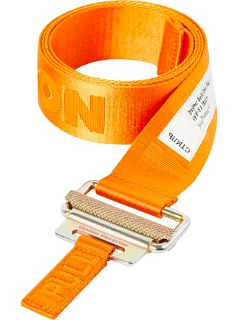 HERON PRESTON Classic Buckle Tape Belt