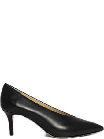 Fabio Rusconi Pump In Black Leather