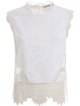 Ermanno Scervino Lace Top