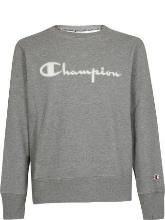 CHAMPION X Paolo Pecora Logo Sweatshirt
