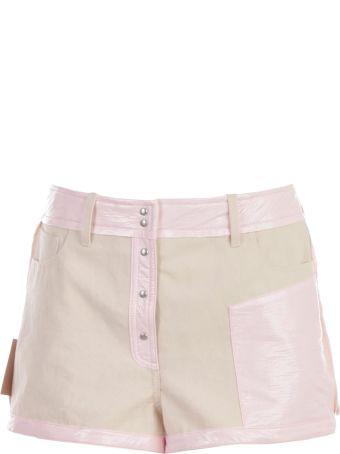 Courrèges Courreges Buttoned Shorts