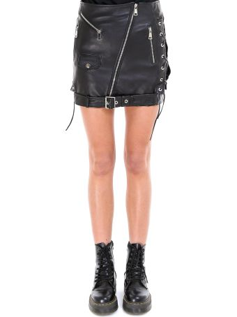 Manokhi Biker 2 Skirt