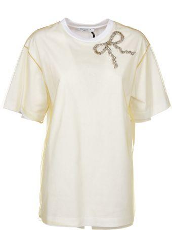 Vivetta Embellished T-shirt