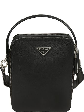 Prada Zip Around Tote