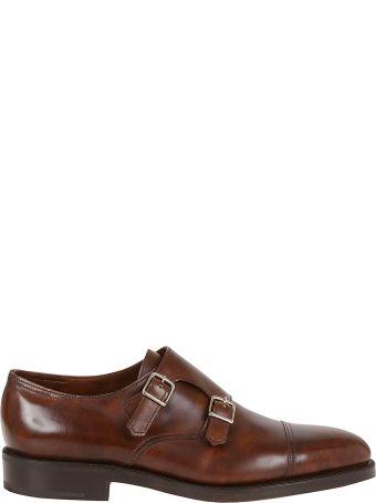John Lobb Classic Monk Shoes