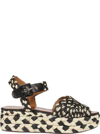 Robert Clergerie Espadrillas Sandals