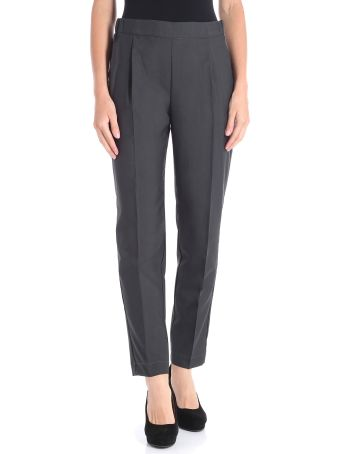 Liviana Conti Virgin Wool Trousers