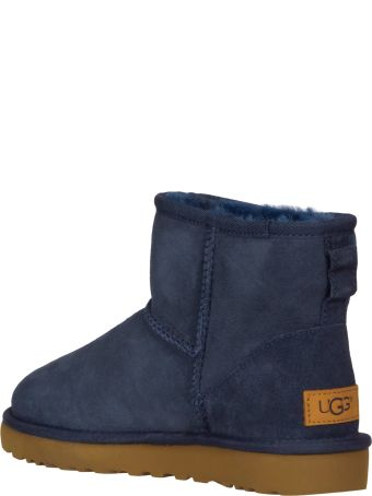 UGG Mini Classic Ankle Boots