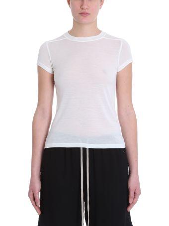 Rick Owens Short Level T-shirt