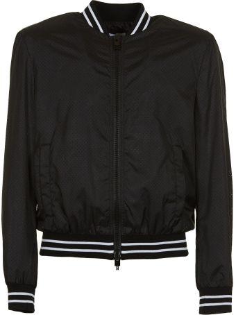 Les Hommes Urban Classic Bomber Jacket