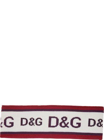 Dolce & Gabbana D&g Sweat Hairband