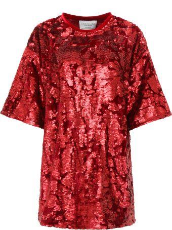 Forte Couture Sequins Mini Dress