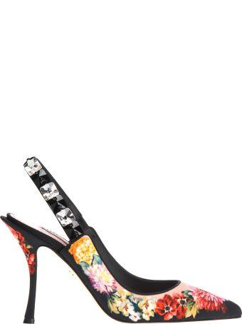 Dolce & Gabbana Dolce&gabbana Sling Back Tacco 90