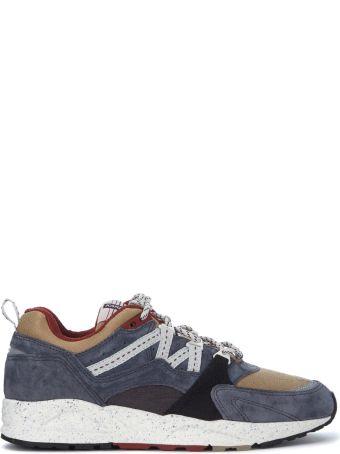 Karhu Sneaker Karhu Fusion 2.0 In Pelle Blu E Tessuto