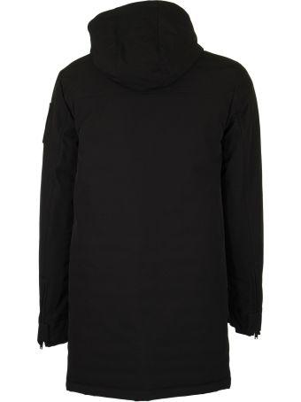 Moose Knuckles Transcona Parka Coat Black