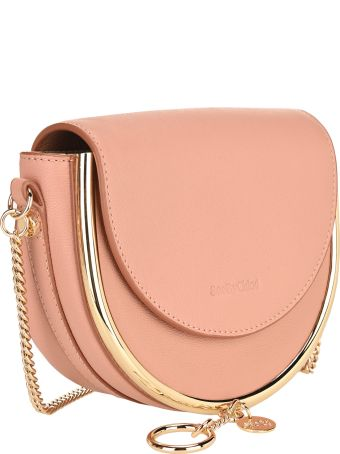 See by Chloé See By Chloe' Mara Half-moon Crossbody Bag