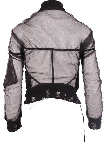 Ben Taverniti Unravel Project Unravel Project Polyester Jacket