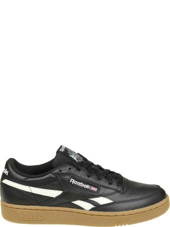 "Reebok Sneakers ""revenge"" In Black Leather"