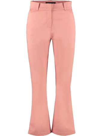 Department 5 Jet Stretch Cotton Trousers