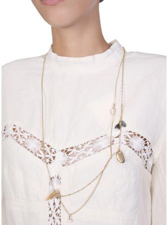 Isabel Marant Beetle Necklace