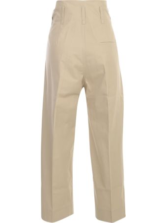Sofie d'Hoore Belted Classic Pants