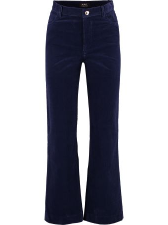 A.P.C. Corduroy Trousers