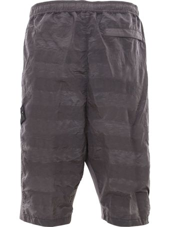 Stone Island Shadow Project Bermuda Shorts