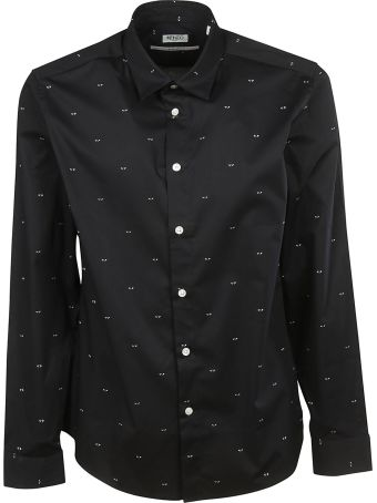 Kenzo Eye Motif Shirt