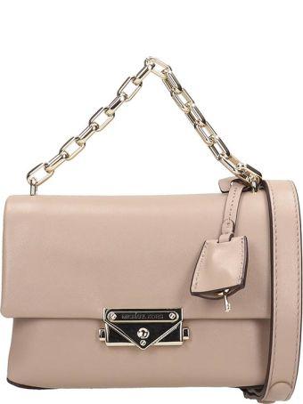 Michael Kors Taupe Leather Xs Bag