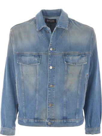REPRESENT Washed Denim Jacket