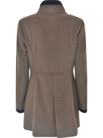 Fay High-neck Trench