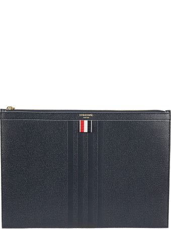 Thom Browne 4-bag Stained Medium Document Holder
