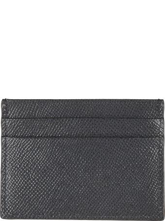 Dolce & Gabbana Logo Patched Card Holder