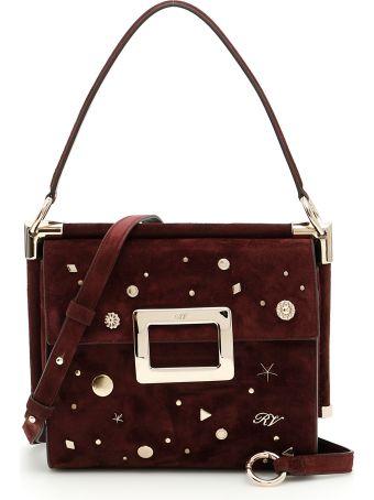 Roger Vivier Miss Viv Carré Small Bag