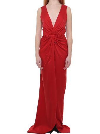 AMIRI Red Dress
