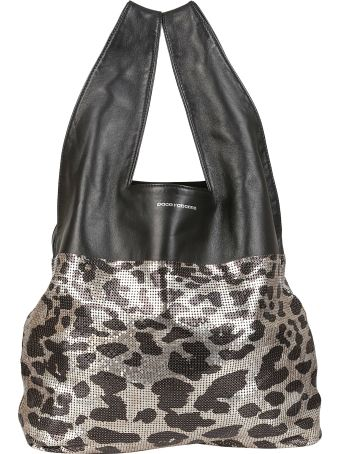 Paco Rabanne Leopard Tote